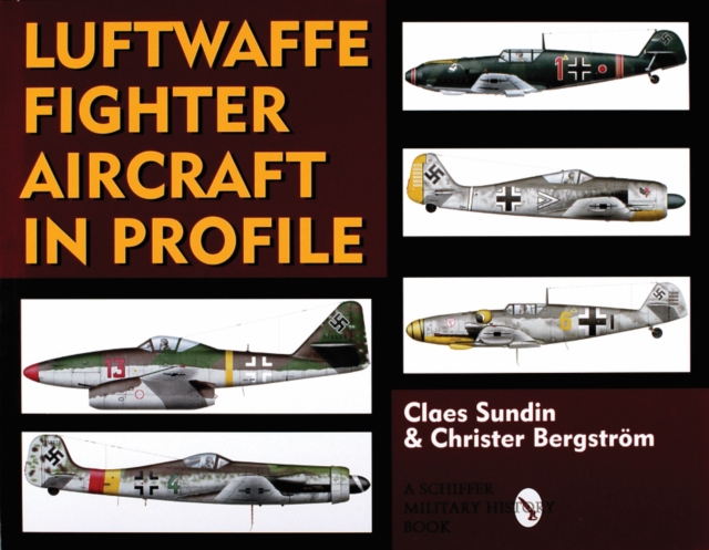 Luftwaffe Fighter Aircraft in Profile