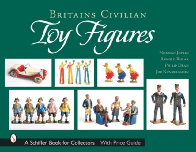 Britains Civilian Toy Figures