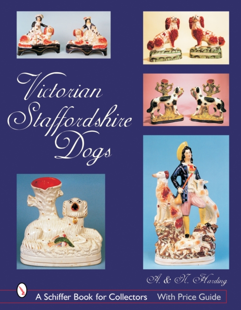 Victorian Staffordshire Dogs