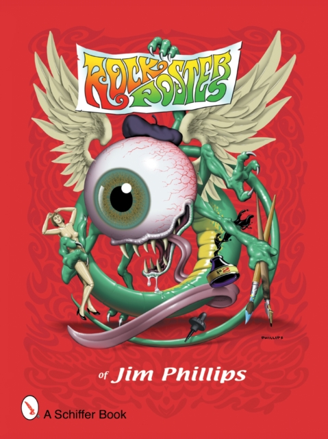 Rock Pters of Jim Phillips