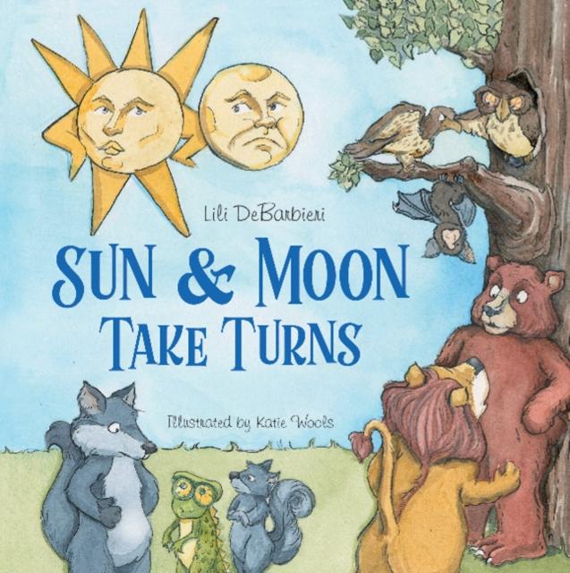 Sun and Moon Take Turns