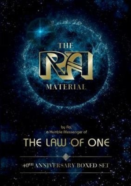 Ra Material: Law of One: 40th-Anniversary Boxed Set