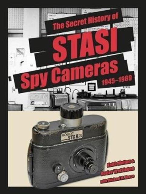Secret History of STASI Spy Cameras: 1945-1989