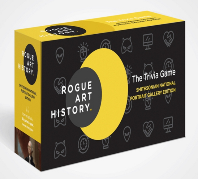 Rogue Art History, National Portrait Gallery Edition: The Trivia Game
