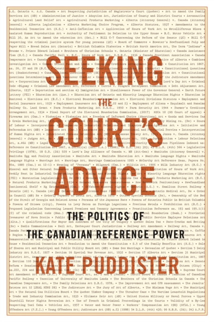 Seeking the Court's Advice
