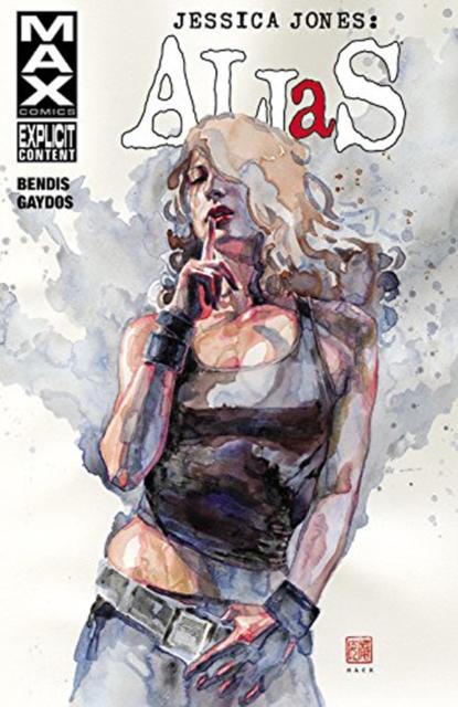 Jessica Jones: Alias Volume 3