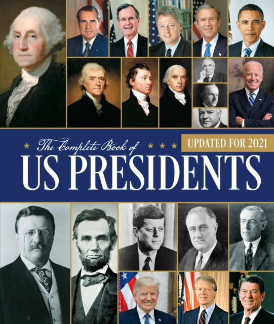 Complete Book of US Presidents: Fourth Edition