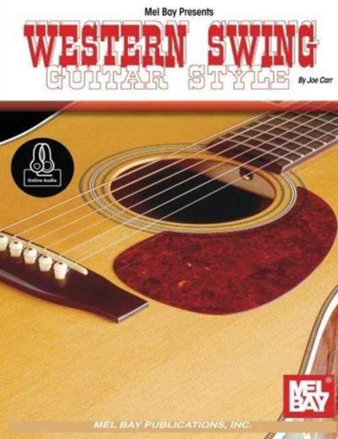 WESTERN SWING GUITAR STYLE BK AUD