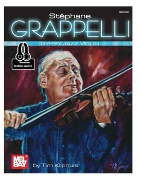 Stephane Grappelli Gypsy Jazz Violin