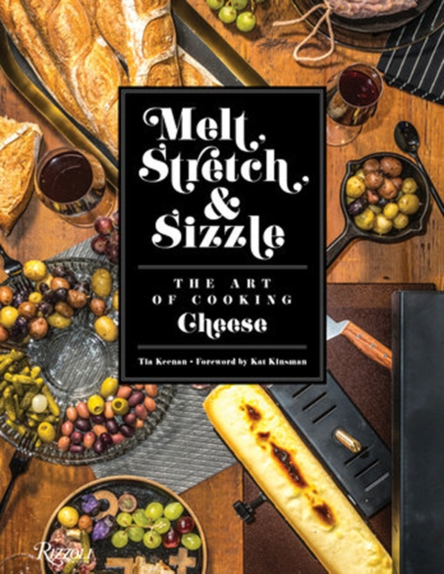 Melt, Stretch, and Sizzle: The Art of Cooking Cheese