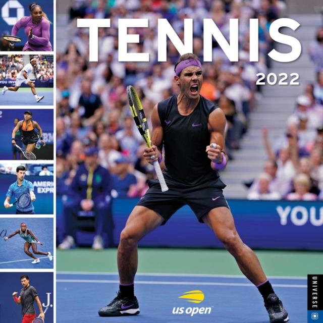 Tennis 2022 Wall Calendar