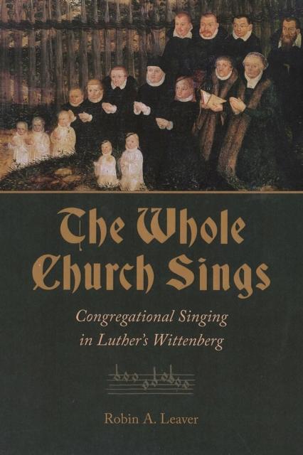 Whole Church Sings