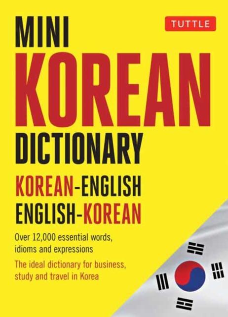 Mini Korean Dictionary