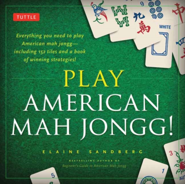 Play American Mah Jongg! Kit