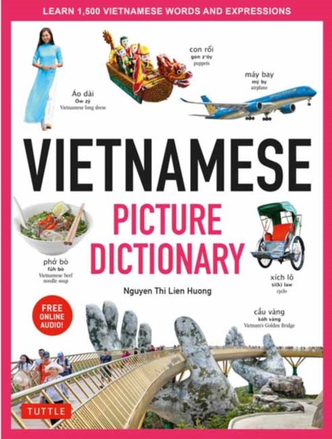 Vietnamese Picture Dictionary