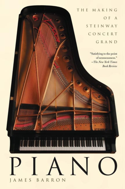 Making of a Steinway Concert Grand