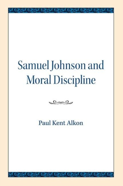 Samuel Johnson and Moral Discipline