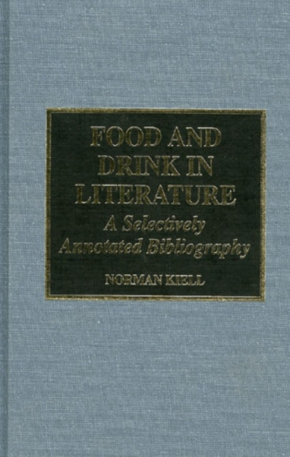 Food and Drink in Literature