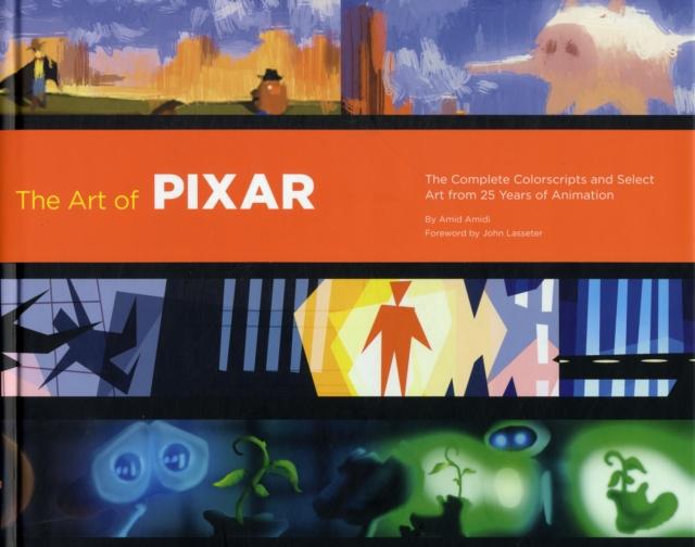 Art of Pixar: 25th Anniv