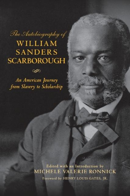 Autobiography of William Sanders Scarborough