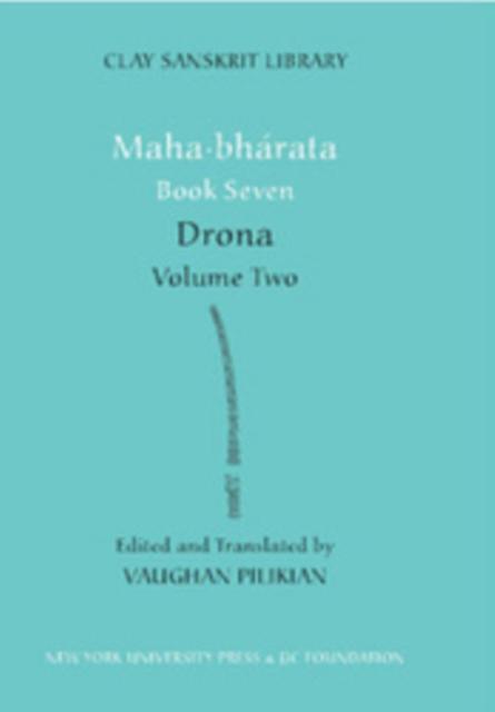 Mahabharata Book Seven (Volume 2)