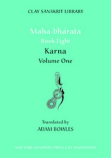 Mahabharata Book Eight (Volume 2)