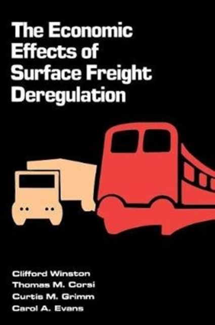 Economic Effects of Surface Freight Deregulation