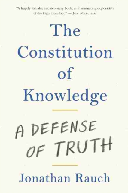 Constitution of Knowledge