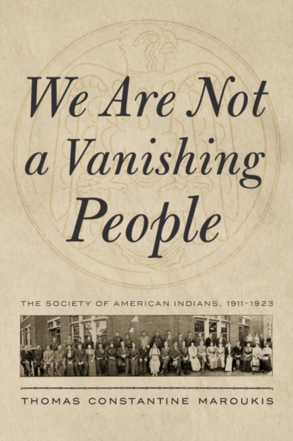 We Are Not a Vanishing People