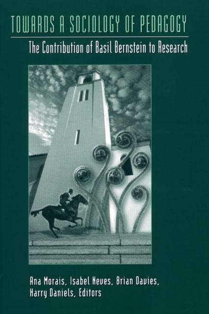 Towards a Sociology of Pedagogy