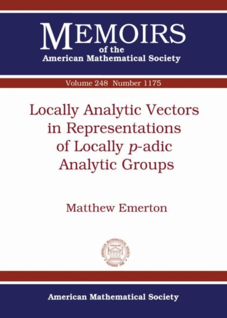 Locally Analytic Vectors in Representations of Locally $p$-adic Analytic Groups