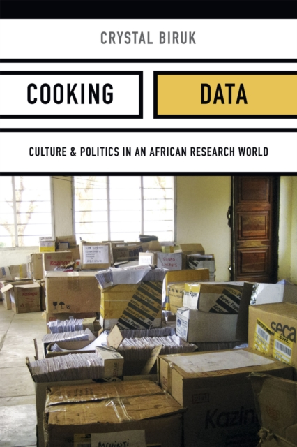 Cooking Data