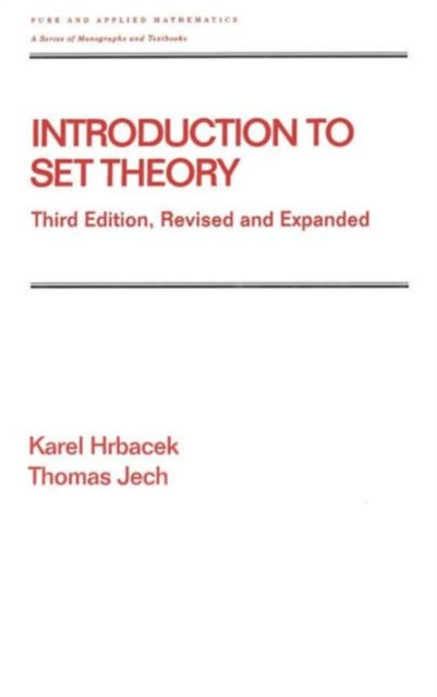 Introduction to Set Theory, Revised and Expanded