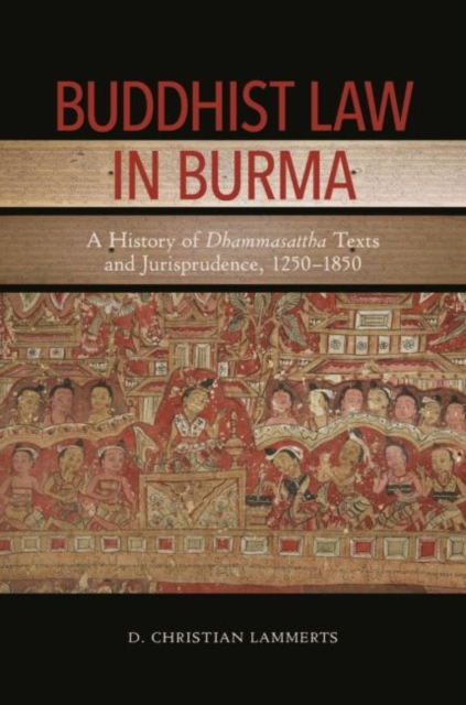 Buddhist Law in Burma