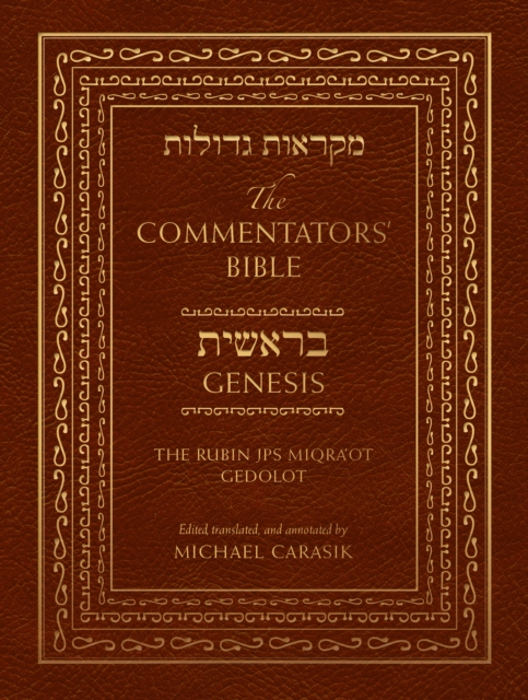Commentators' Bible: Genesis