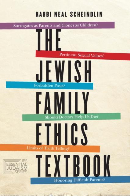 Jewish Family Ethics Textbook