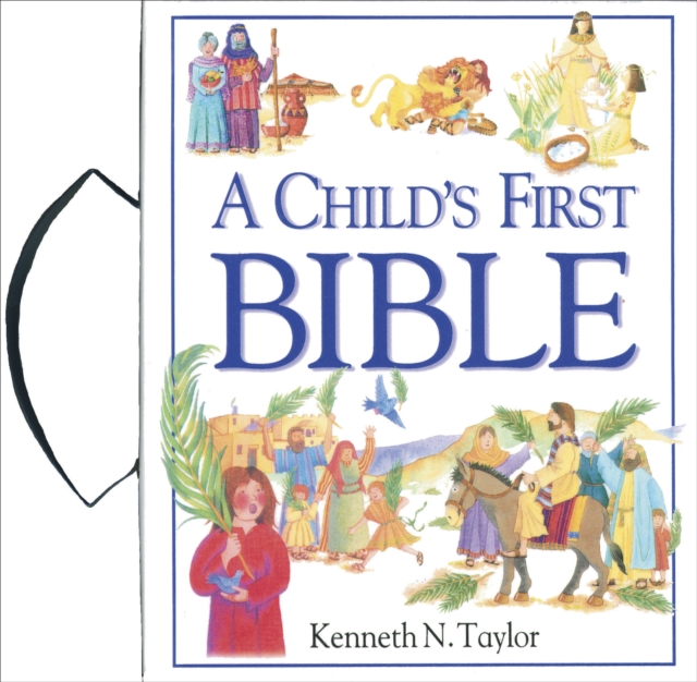 Child's First Bible, With Handle
