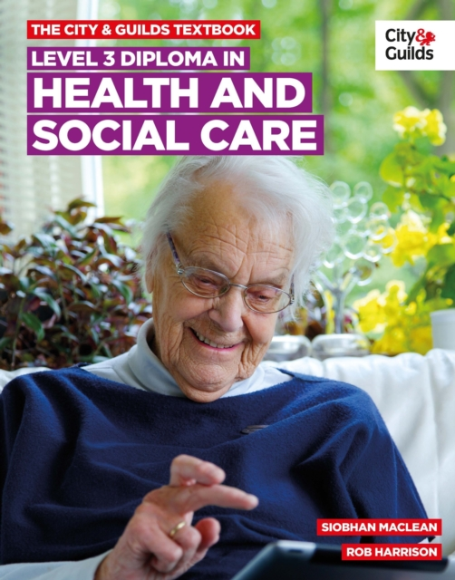 Level 3 Diploma in Health and Social Care Textbook