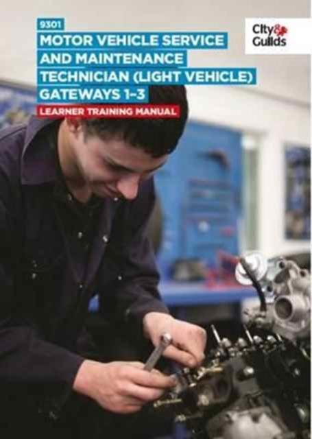 9301 Motor Vehicle Service and Maintenance Technician (Light Vehicle) on-Programme Tasks: Training Manual