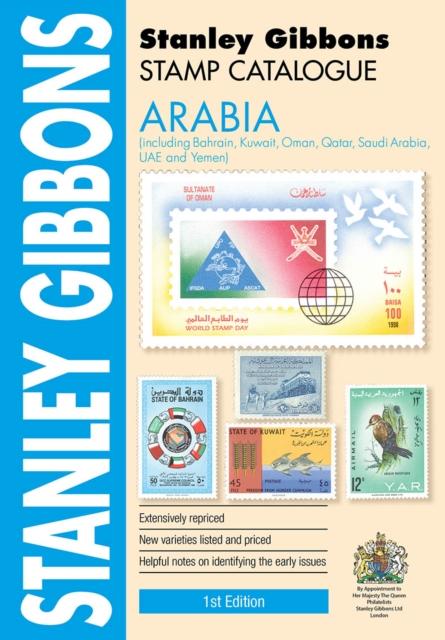 Arabia Catalogue Including Bahrain, Kuwait, Oman, Qatar, Saudia Arabia, UAE & Yemen