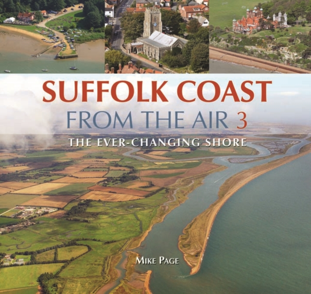 Suffolk Coast from the Air