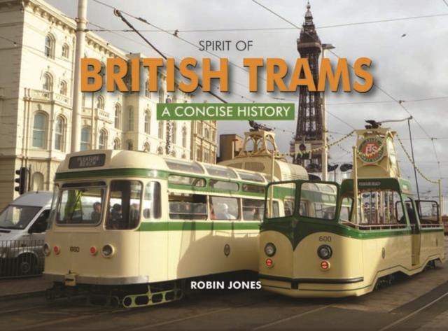 Spirit of British Trams