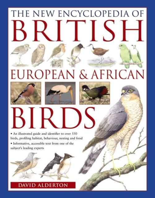 New Encyclopedia of British, European & African Birds
