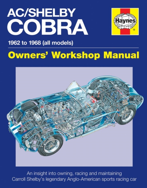 AC Cobra Owners' Workshop Manual