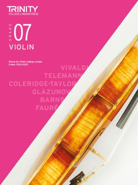 Trinity College London Violin Exam Pieces 2020-2023: Grade 7
