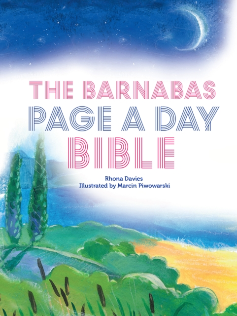 Barnabas Page a Day Bible