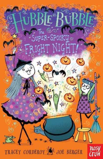 Hubble Bubble: The Super Spooky Fright Night