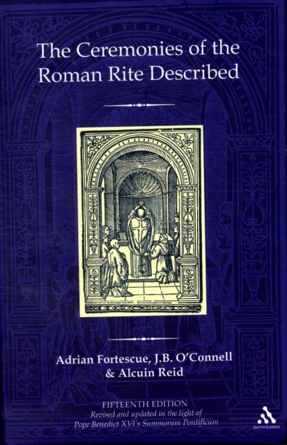 Ceremonies of the Roman Rite Described