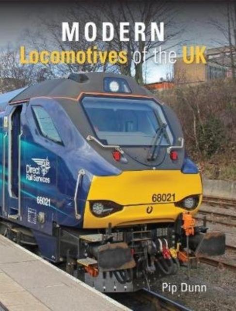 Modern Locomotives of the United Kingdom