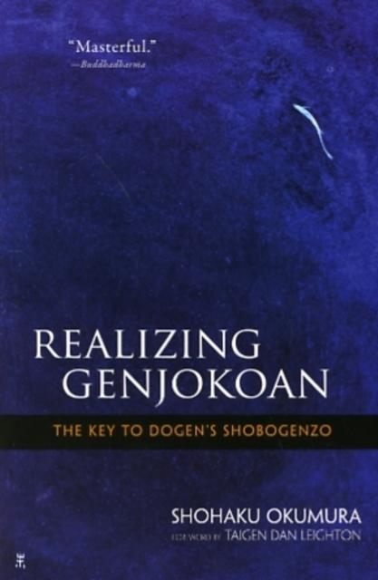 Realising Genjokoan